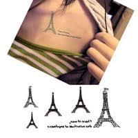 eiffel tower tattoo price comparison buy cheapest eiffel tower