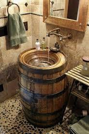 best 25 rustic bathrooms ideas on pinterest country bathrooms