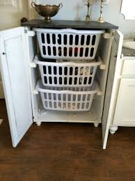 Baby Laundry Hamper by Laundry Room Laundry Hamper Cabinet Within Great Bathroom Hamper