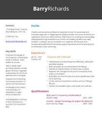 CV Sample
