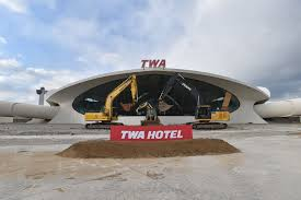 jfk s twa hotel breaks ground gets new renderings 6sqft