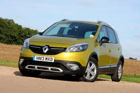 renault scenic 2015 renault scenic xmod review 2013 2015 parkers