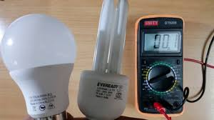 Compare Led Cfl Light Bulbs by Led Bulb Benefits Led Vs Cfl Bulb Comparison Youtube