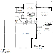 Pulte Homes Floor Plans by Crestwood New Home Plan Lyon Township Mi Pulte Homes New Home