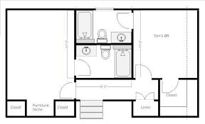 jack jill bath jack jill separate bathroom here s an idea for the home