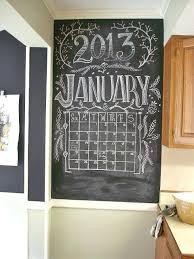 kitchen chalkboard wall ideas chalkboard for kitchen walls chalkboard wall calendar pretty