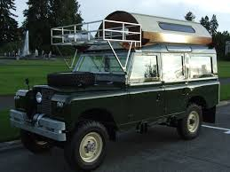 land rover explorer old serie 2a with carawagon land rover pinterest land rovers