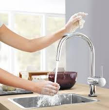 delta no touch kitchen faucet sugest automatic kitchen faucet