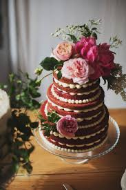 we love this gorgeous red velvet cake a beautiful cake