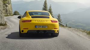 porsche 911 carrera 2018 porsche 911 carrera t revealed arriving down under q2 2018