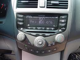 honda accord 2007 manual 2003 2007 honda accord sedan car audio profile