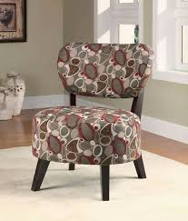 Patterned Accent Chair Bachman Brown Fabric Accent Chair Steal A Sofa Furniture Outlet