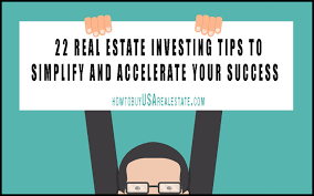 How To Simplify Your Home by Real Estate Investing Tips To Simplify And Accelerate Your Success