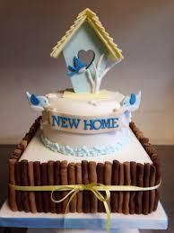 home cake decorating supply cute birdhouse u0027new home u0027 housewarming cake housewarming party