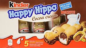 happy hippo candy where to buy kinder happy hippo cocoa 10x 20 7g x 5