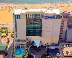 Virginia Beach Map Of Hotels by Book Hilton Garden Inn Virginia Beach Oceanfront In Virginia Beach