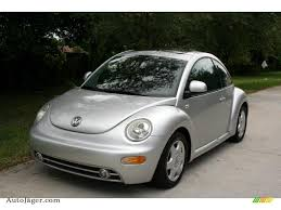 volkswagen glx 2000 volkswagen new beetle glx 1 8t coupe in silver metallic