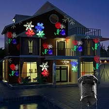 christmas projector lights led projection light