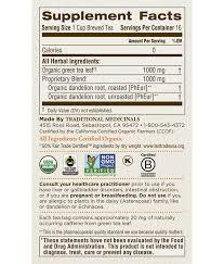 Dandelion Facts Green Tea Dandelion Traditional Medicinals