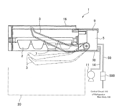 patent us20100218524 drive unit for automatic ice maker google