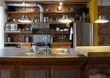 Industrial Style Kitchen Designs 100 Awesome Industrial Kitchen Ideas