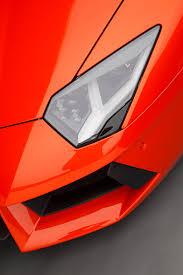 lamborghini aventador headlights 2012 lamborghini aventador tangerine headlight detail in studio