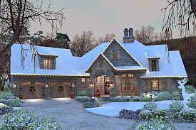 country house plan cottage craftsman country house plan 75134