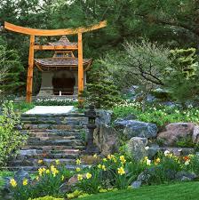 oriental decorating ideas landscape asian with garden art stone