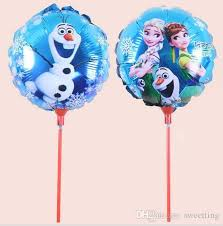 character balloons delivery frozen balloon elsa olaf sets 8 5inch hydrogen