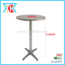 Folding Bar Height Table Bar Height Folding Table Bar Height Folding Table Suppliers And