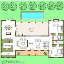 u shaped house plans with pool u shaped house plans with pool in the middle courtyard
