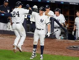 Yankees Prospect Showdown Aaron Judge Vs Gary Sanchez - yankees drub indians force deciding game 5 new hshire