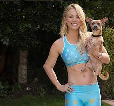 kaley cuico naked hot yoga transformed kaley cuoco u0027s body can it transform yours