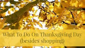 what you should do on thanksgiving day in atlanta beyond shopping