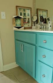Turquoise Bathroom Vanity Orc Week 5 Turquoise Bathroom Vanity Our Fifth House
