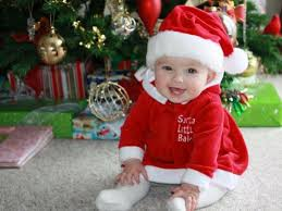 adorable and cute santa claus dresses for little boy and