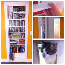 weekend project u2014 bookcase door sethrylan org