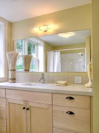 Bathroom Cabinets Seattle Natural Maple Vanity Houzz