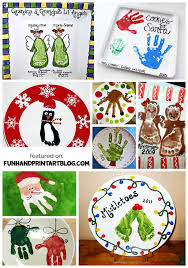 keepsake plates handprint and footprint christmas plate designs handprint