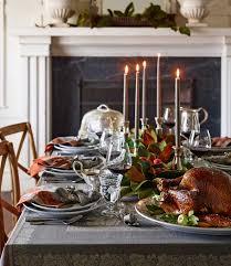 the thanksgiving table williams sonoma taste