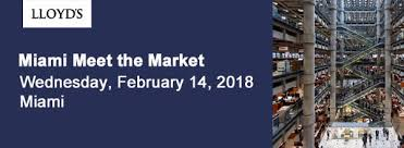 one day event insurance lloyd s second annual miami meet the market inlip