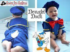 Donald Daisy Duck Halloween Costumes Cutest Donald Duck Baby Halloween Costume