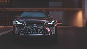lexus christmas lexus ux concept suv approved for production