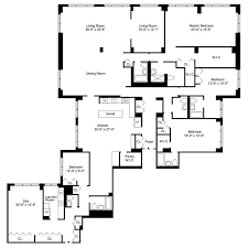 4 bedroom apartment nyc the bristol luxury manhattan apartments for rent