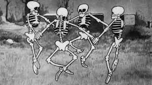 Spooky Scary Skeletons Meme - spooky scary skeletons know your meme