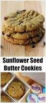 Sunflower Seed Butter Cookies With Chocolate Chips The Dinner Mom