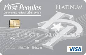 credit cards first peoples community fcu