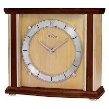 decor modern mantel clock bulova mantel clock modern mantle clock