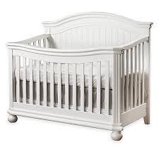 Convertible White Crib Sorelle Finley 4 In 1 Convertible Crib In White Buybuy Baby