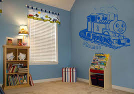 Train Decor Wall Art Design Ideas Blue Thomas The Train Wall Art Simple